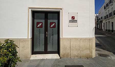Find Us At 1, Veracruz Street - Property 2, Rota, Spain